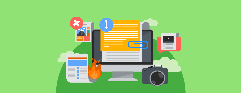 avoid an ugly website
