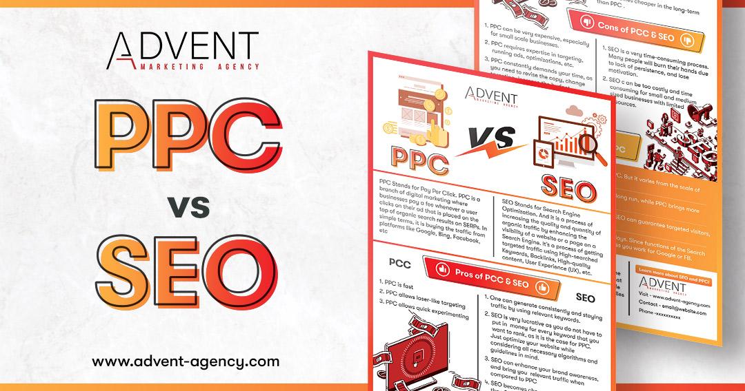 PPC vs SEO Title
